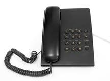 服务台电话 免版税库存照片