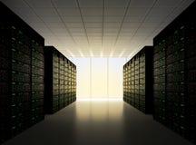 服务器室 库存照片