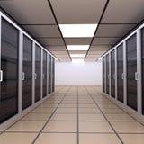 服务器空间/互联网主持 免版税库存照片