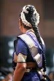 服装印地安人 免版税库存图片