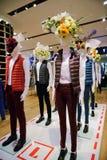 服装店在上海 免版税库存照片