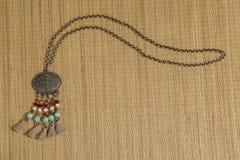 服装jewelery -妇女的辅助部件 库存图片