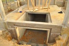 洛朗・巴博总统的母亲的葬礼 库存照片