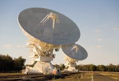 望远镜二 库存照片
