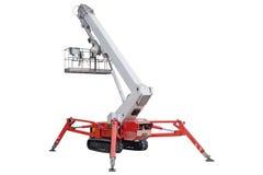 望远镜推力 免版税库存照片