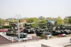 朝鲜战争的博物馆在汉城 免版税图库摄影