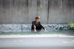 朝鲜2013年 库存照片