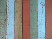 木五颜六色的美好的背景 图库摄影