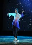 木偶全国舞蹈 免版税图库摄影