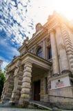 木偶剧院,弗罗茨瓦夫波兰 免版税库存照片