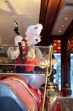 从木偶奇遇记的Geppetto先生 库存照片