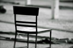 木凳子 免版税库存图片