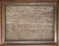 木制框架背景 图库摄影