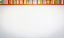 木制框架 免版税库存照片