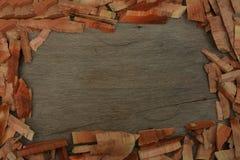木制框架 图库摄影