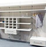 木化装室 库存照片