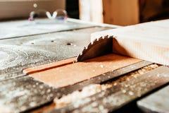 木匠业工具 图库摄影