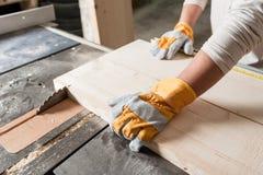 木匠实施日志概略的来回跟踪工作 免版税库存图片