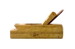 木匠老工具 免版税库存图片