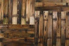 木半桶庭院大农场主板条 库存照片