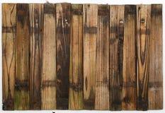 木半桶庭院大农场主板条 库存图片