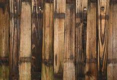 木半桶庭院大农场主板条 免版税库存图片