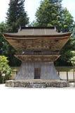 木卫兵日本的塔 免版税库存照片