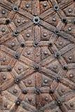 木古色古香的门 免版税库存照片