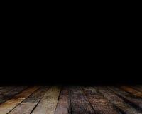 木地板和阴影 库存图片