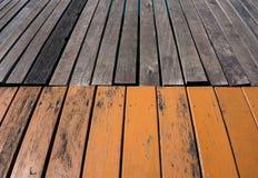 木地板抽象背景  库存照片