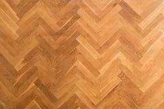 木地板背景-人字形木条地板背景 免版税库存照片