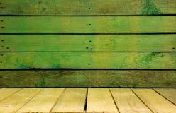 木地板 免版税库存照片