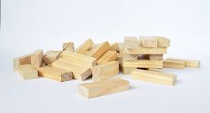 木块,经典比赛 免版税库存照片