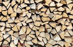 木堆 图库摄影