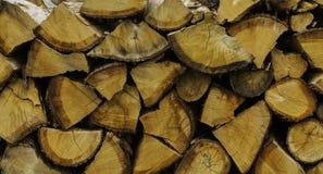 木堆 免版税库存照片