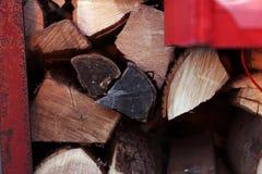 木堆 免版税图库摄影