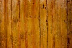 木墙壁板条纹理和背景 免版税库存图片