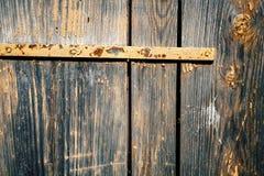 木墙壁背景 库存照片