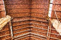 木天花板 库存照片