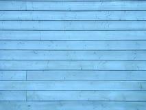 木头抓了蓝色颜色纹理,葡萄酒神色,露台的板 库存图片