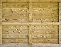 木头框架  免版税库存图片
