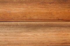 木头的褐色接近的纹理 免版税库存图片