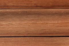木头的褐色接近的纹理 库存图片