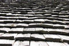 木屋顶纹理 图库摄影