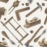 木工具 免版税图库摄影