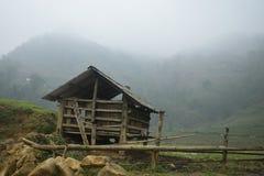 木房子 免版税图库摄影