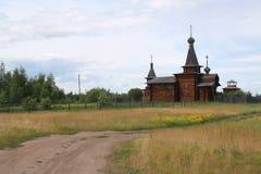 木教会 库存照片