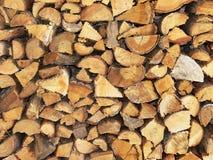 木料堆 库存图片