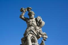 木星喷泉, Olomouc 免版税图库摄影