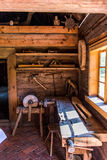 木木屋 库存图片